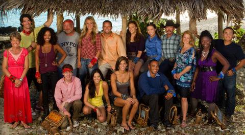Survivor 2011 cast
