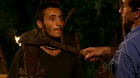 Survivor South Pacific episode 14 elimination