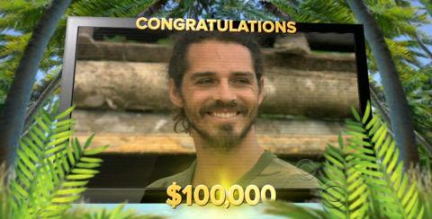 Survivor South Pacific - Ozzy wins $100K