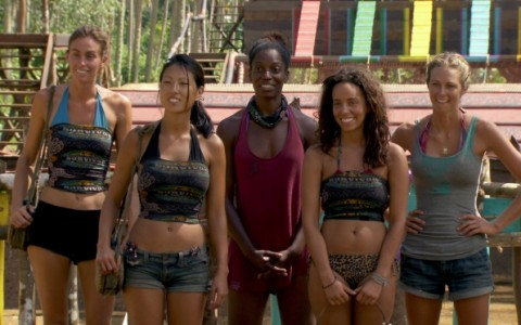 Survivor 2012 Final Five