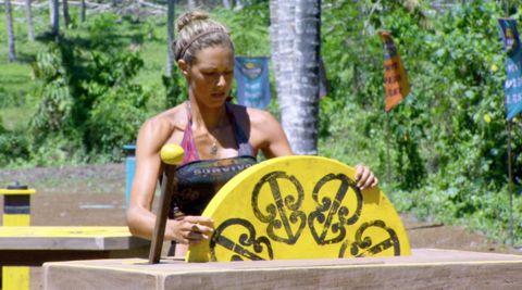 Survivor 2012 One World episode 13