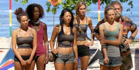 Survivor 2012 One World episode 13