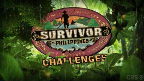 Survivor 2012 Philippines challenge