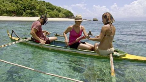 Survivor 2012 Philippines episode 8