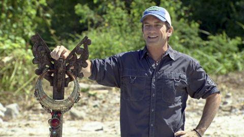 Survivor 2012 with Jeff Probst
