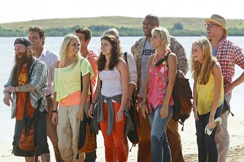 CBS Survivor 2013 Cast