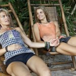 Survivor Caramoan episode 11 Dawn & Andrea