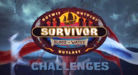 Survivor 2013 spoilers - Blood vs Water challenge