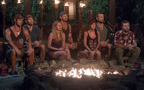 Survivor 2013 - Week 3 Tribal Council