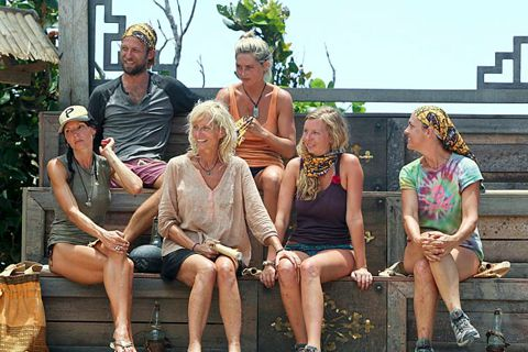 Survivor 2013 who was voted off tonight episode 6 results on