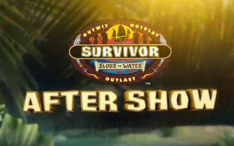 Survivor After Show - Blood Vs Water