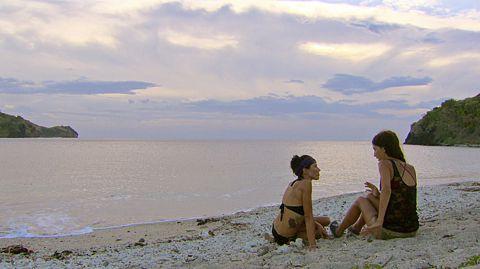 Monica & Ciera on Survivor 2013