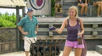 Katie eliminated on Survivor 2013
