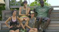 Final Four on Survivor Blood Vs Water
