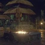 Survivor 2014 Cagayan Tribal Council setting