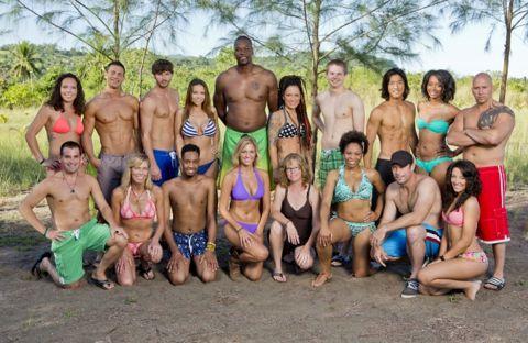 Survivor 2014 Cagayan cast