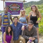 Solana tribe on Survivor Cagayan