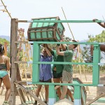 Luzon struggles in the challenge