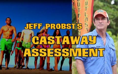 Jeff Probst talks Survivor 2014 Cast