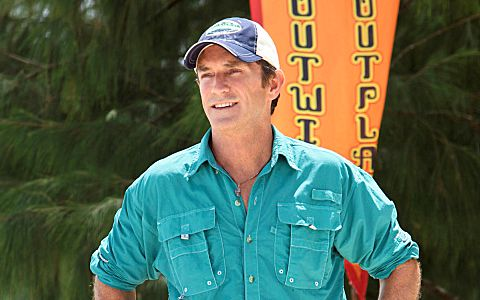 Jeff Probst on Survivor 2014 Cagayan