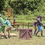 Survivor 2014 Week 3 Luxury Challenge - 05