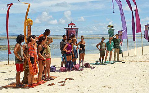Survivor 2014 Episode 4 'Odd One Out' – Source: CBS