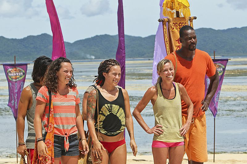 Next Time On Survivor 2014 – Cagayan Episode 04 » Survivor 2014