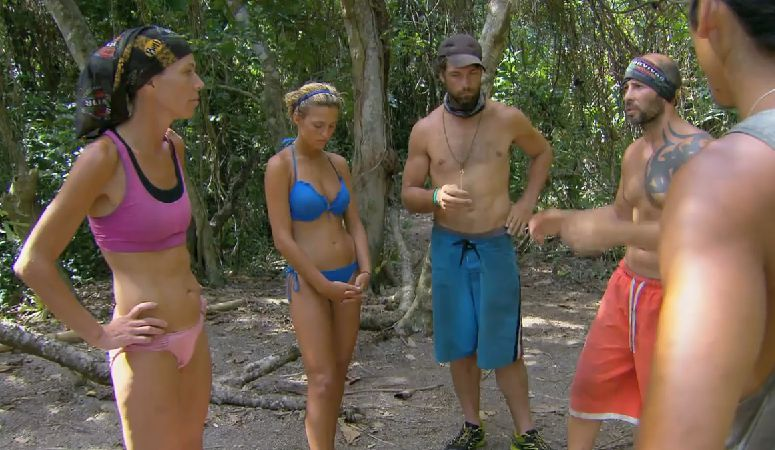 Next Time On Survivor 2014 – Tribe Merge! Cagayan Episode 06