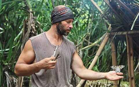 Tony on Survivor Cagayan