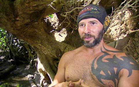 Tony on Survivor Cagayan