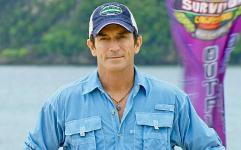Jeff Probst hosts Survivor Cagayan