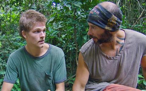 Spencer & Tony on Survivor Cagayan Finale