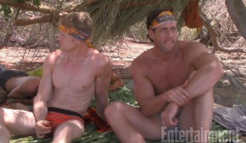 Survivor 2014 - John Rocker & Josh Canfield