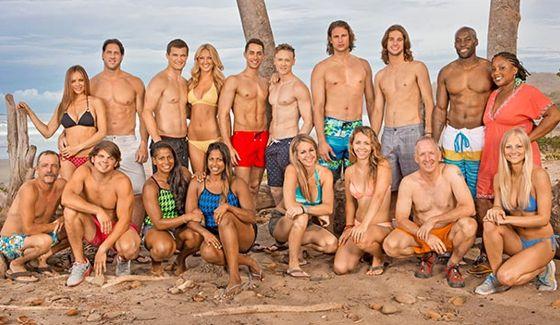 Survivor Cast 2014