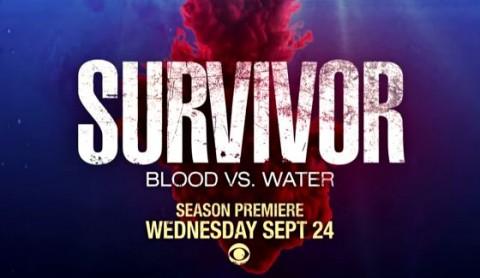 Survivor Blood Vs Water 2014 premiere