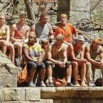 Survivor 2014 Coyopa tribe Week 02