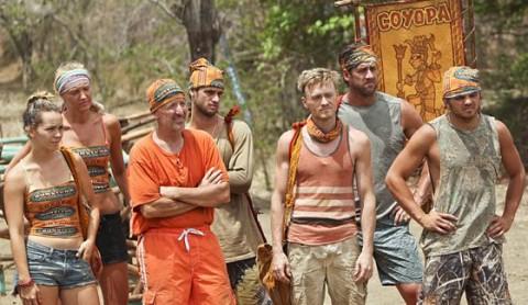 Survivor 2014 Week 3 Immunity Challenge - Coyopa Tribe