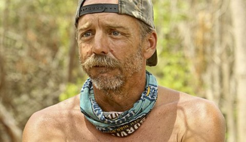 Keith Nale on Survivor 2014 Blood Vs Water