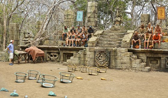 Survivor 2014 Spoilers Exile Island Challenge Week 4 On
