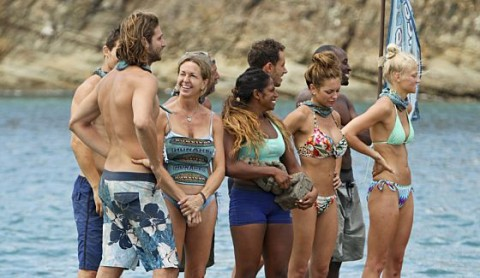 Survivor 2014 Blood Vs Water - Immunity Challenge Week 04