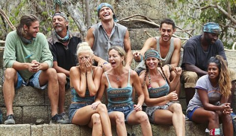 Survivor 2014 Blood Vs Water - Episode 04