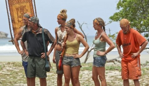 Coyopa tribes prepares for an Immunity Challenge