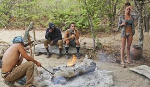 Hunahpu tribe on Survivor 2014