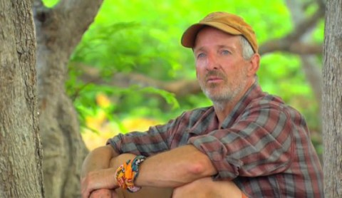 Dale Wentworth on Survivor 2014