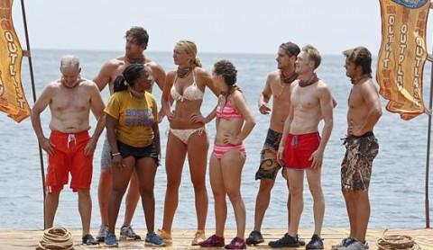 Survivor 2014 - Immunity Challenge Week 02