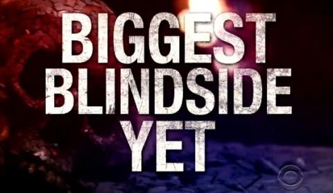 Biggest Blindside Yet on Survivor 2014