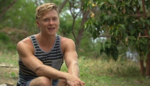 Josh Canfield 'Day After' interview on Survivor