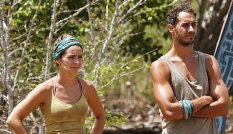 Survivor 2014 castaways Baylor & Reed pick teams