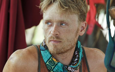 Josh Canfield is keeping his eye on you, castaway
