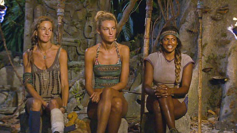 Survivor 2014 finale episode 14 in pictures survivor 2014 finale 14